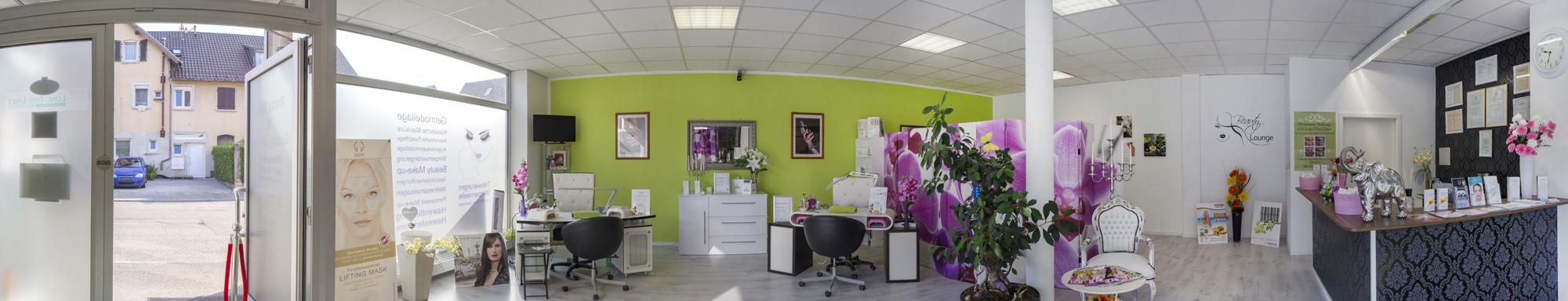 Beauty Lounge Gerlingen - Kreissparkasse Gerlingen - 360° Panorama Tour
