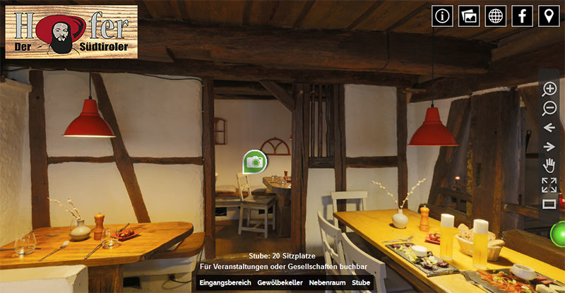 360° Tour Hofer Südtiroler Gerlingen